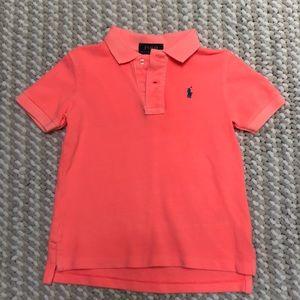 Polo Ralph Lauren Boys Polo Shirt